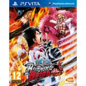 One Piece : Burning Blood - [Import: Francia]