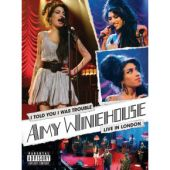 Amy Winehouse  - I told you I was trouble - Live in London