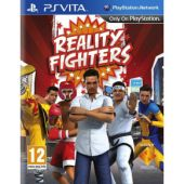 SONY COMPUTER Reality Fighters [PS VITA] 12299096