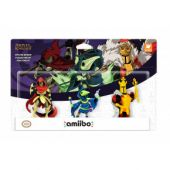 Yacht Club Games - Shovel Knight, Pack De 3 Figuras Amiibo [Import: Spagna]