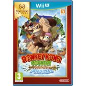 Donkey Kong Country: Tropical Freeze Select (Nintendo Wii U) - [Import: Regno Unito]